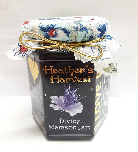 Divine Damson Jam Mini jar 100g