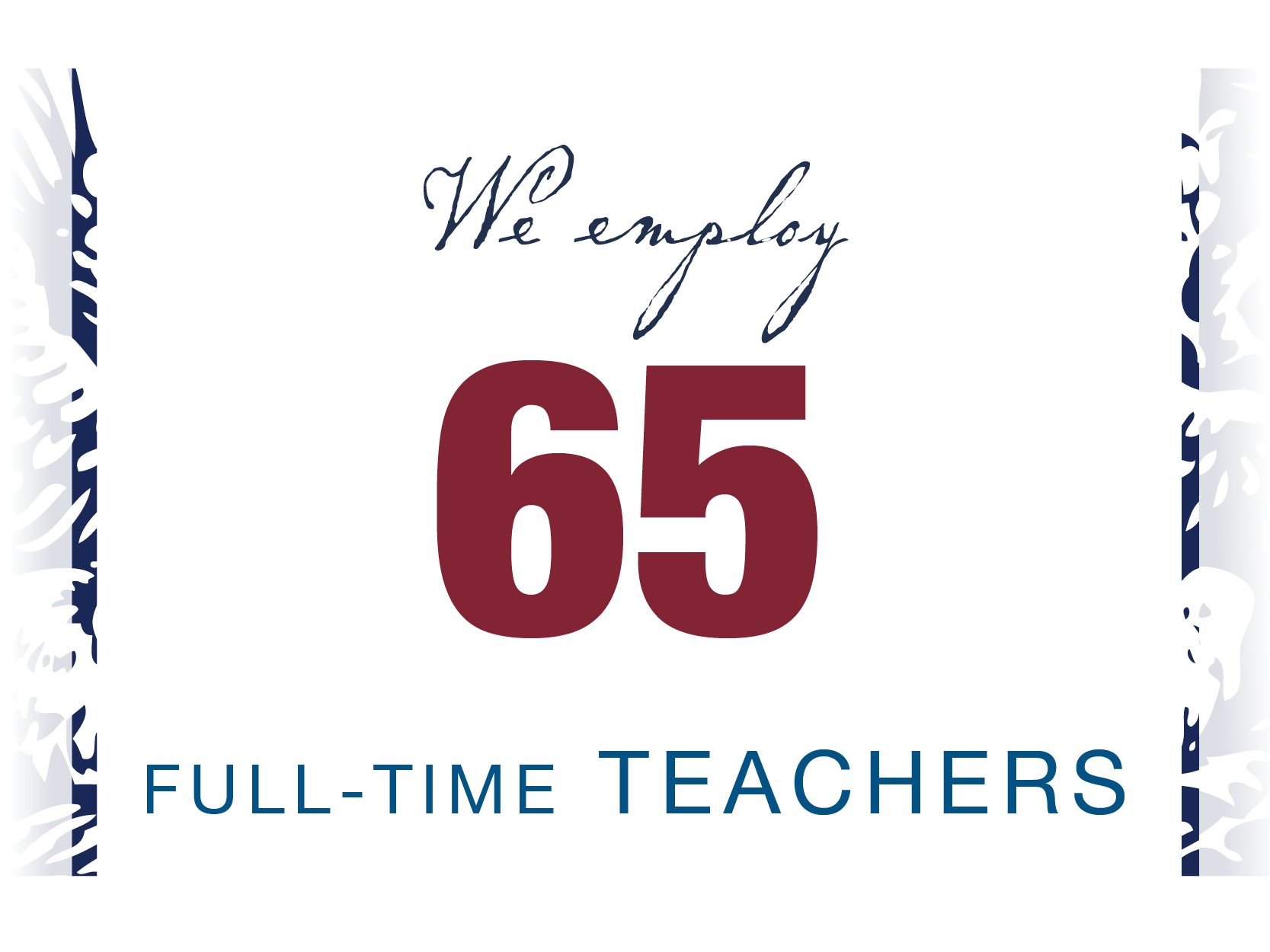 campaign front page number graphic65teachers