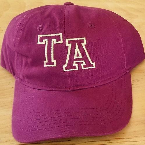 TA Letter Hat