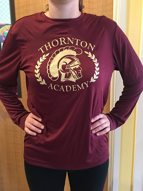 Thornton Academy Performance Long Tee