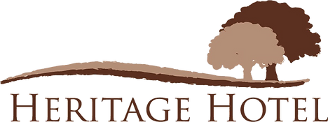 The Heritage Hotel Logo