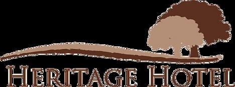 The Heritage Hotel Logo