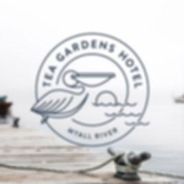 Tea Garden Hotel - Logo