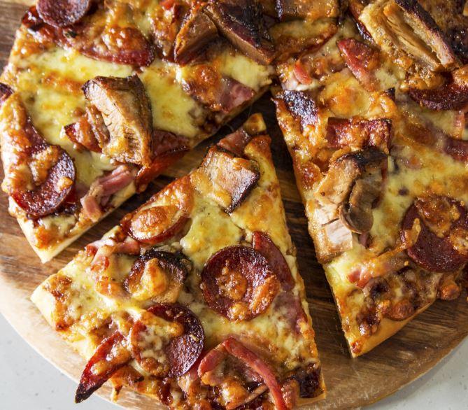 Swansea Bistro - Pizza