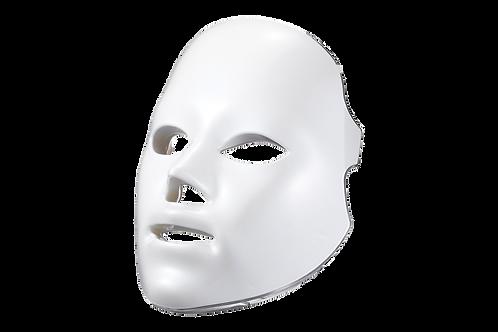 LED Lysterapi Maske- Dyb Rød - 1 Farve