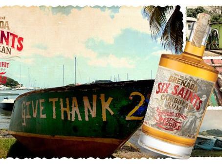 What makes Six Saints Caribbean Rum unique?