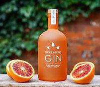 Three Wrens Blood Orange & Apricot Gin