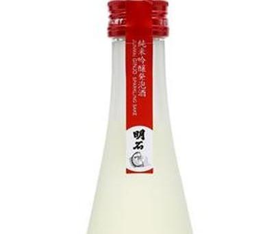 Saprkling Sake