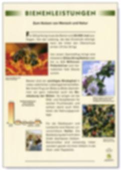 Bienenleistung