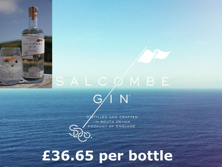 Introducing an Exceptional London Dry Gin distilled in Devon