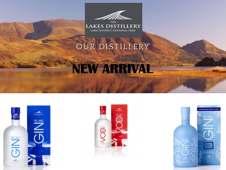 The Lakes Gin & Vodka (Now Available)