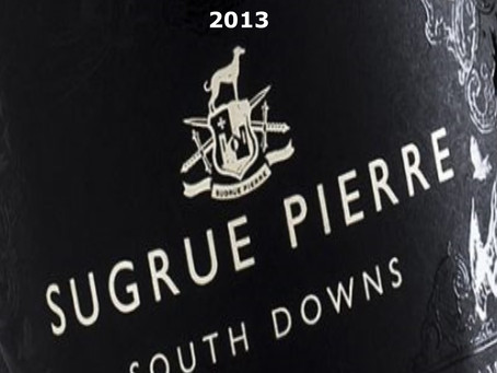 English Sparkling - Sugrue Pierre Brut The Trouble With Dreams 2013