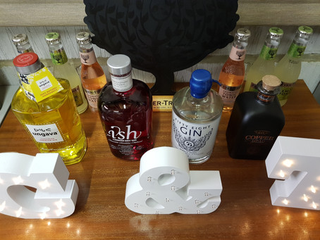 New Gin Arrivals