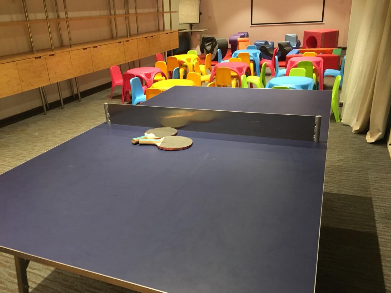 השכרת שולחן פינגפונג
