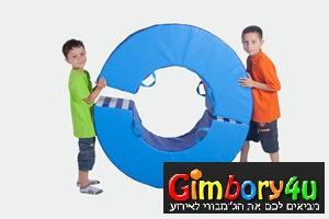 גלגל ענק מתפרק