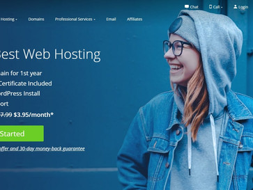 How To Build A Website With Bluehost in 2021 - Ultimate Beginners Guide