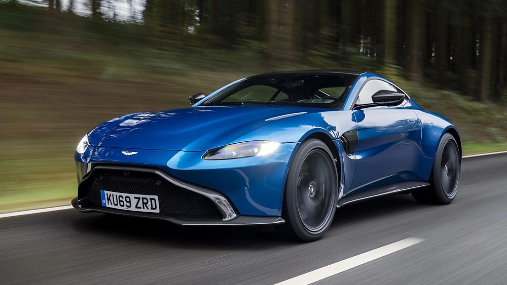 2021 Aston Martin Vantage Buyers Guide