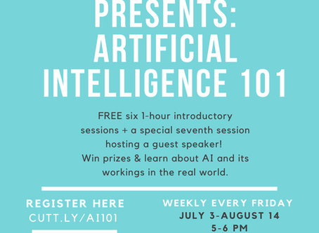 Code A Wish Corp Hosts AI 101 Summer Virtual Series for Teens amid Pandemic