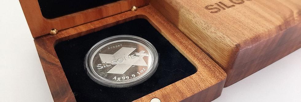 Silgonex Coin Box Set