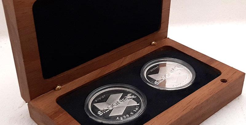 2 Coin Box