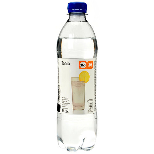 365 Apa Tonica Carbogazoasa - 500ml