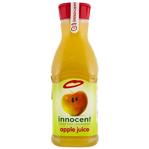Innocent Apple Juice - 900ml
