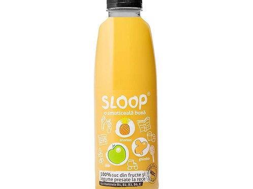 Sloop Juice Mar Ananas Ghimbir - 750ml