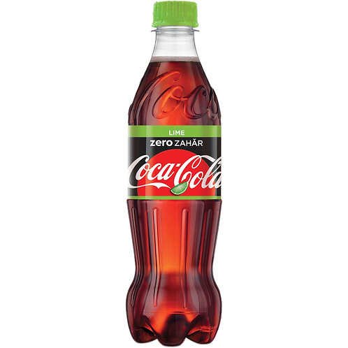 Coca Cola Lime Zero Zahar - 500ml