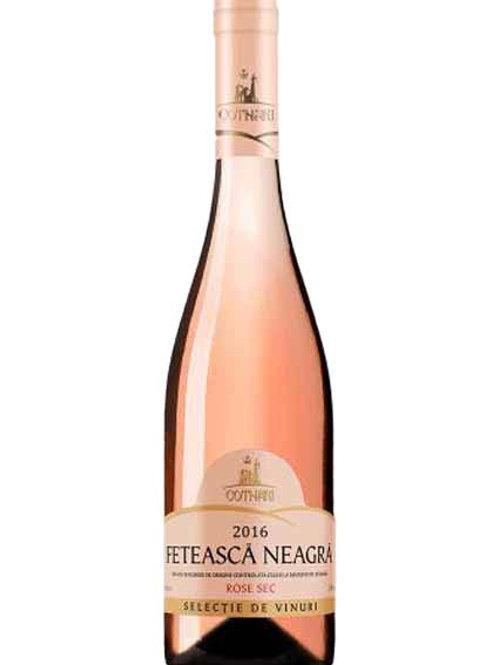 Cotnari Feteasca Neagra Rose Sec - 750ml