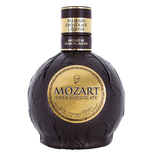 Mozart Dark Chocolate - 500ml