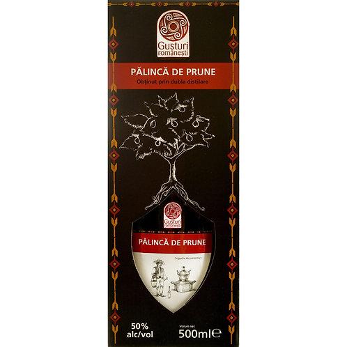 Palinca de Prune 50% - 500ml