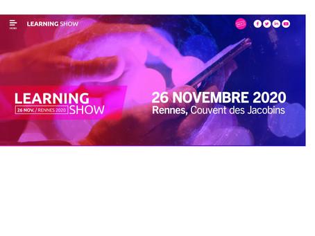 Démonstration UWTI au Learning Show à Rennes!