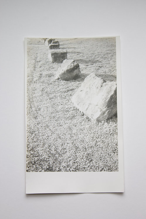 """SOLD """"Rock Formation"""""""