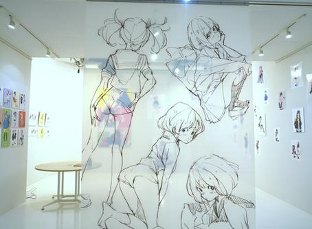 【Charm】popman3580初個展 2020.01.31-02.23開催