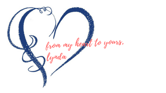 From my heart to yours with love