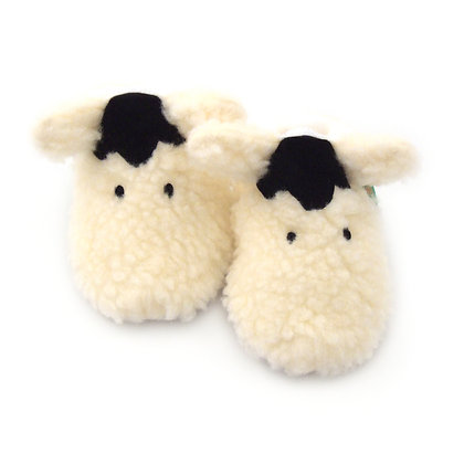 Funky Feet shoes - Shaggy Sheep