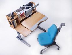 3 desk n chair set
