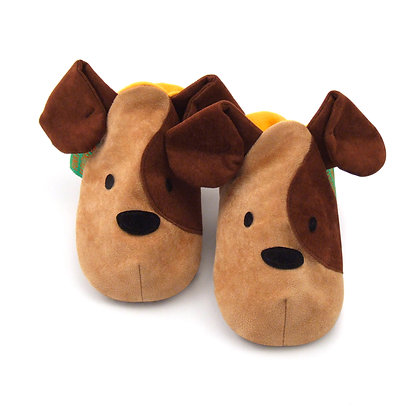 Funky Feet shoes - Puppy