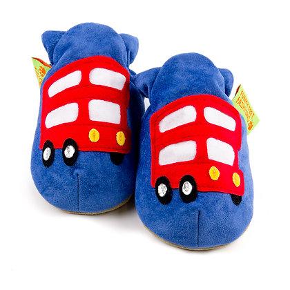 Funky Feet shoes - London Bus