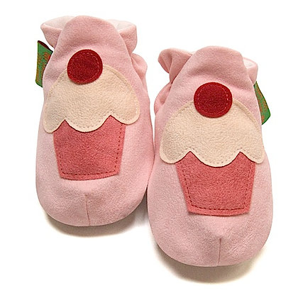 Funky Feet shoes - Pink Ice Cream