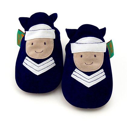 Funky Feet shoes - Sailor