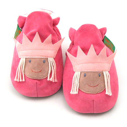Funky Feet shoes - Cerise Princess