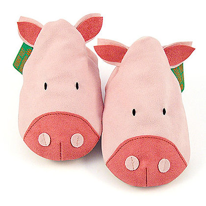 Funky Feet shoes - Lil Piglet