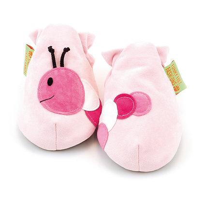 Funky Feet shoes - Pink Funkapillar