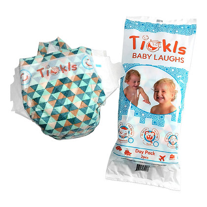 TICKLS Travel Easy Solo Pack M size (SHEEP) 2pcs Pack
