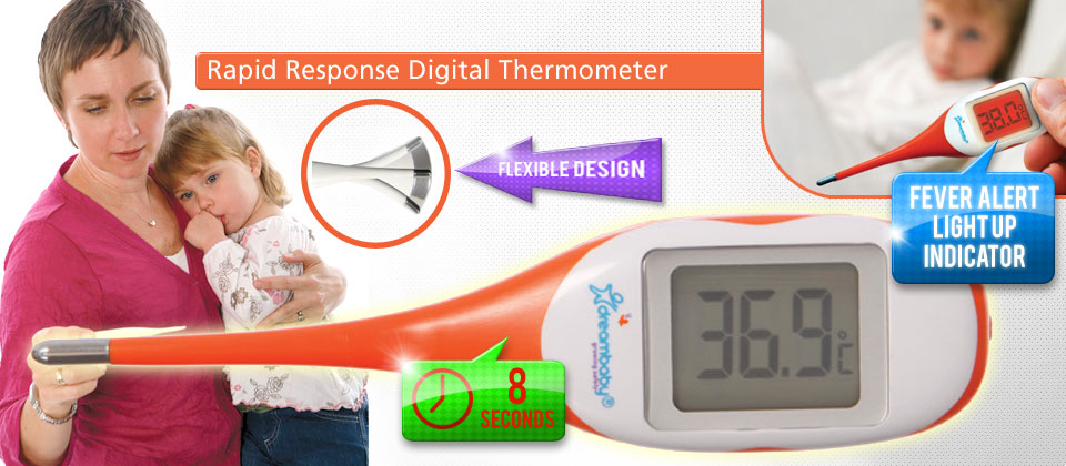DB thermometer