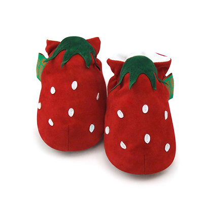Funky Feet shoes - Red Strawberry