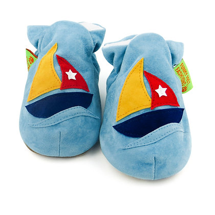 Funky Feet shoes - Sail Boat