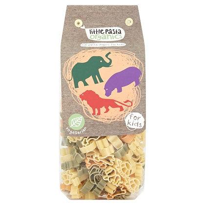 Little Pasta Organics Animal Shaped Pasta (Spinach & Tomato) 6packs