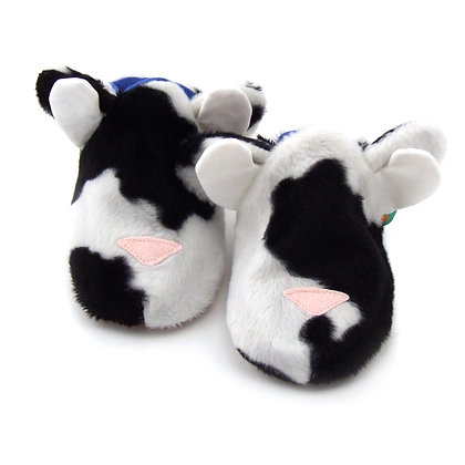 Funky Feet shoes - Moo Cow